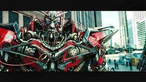 Transformers Saga All Sentinel Prime scenes HD