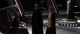 Anakin Obi-Wan Chancellor