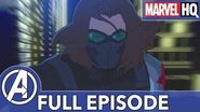 Bucky's Back! Marvel's Avengers Assemble S2 Ep4 (FULL EPISODE) Ghosts of the Past