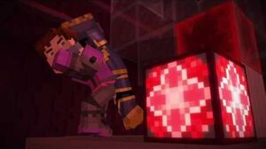 Minecraft Story Mode Episode 7 Access Denied Pama Dies Episode 7 Ending DudeOmG