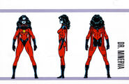 Minn-Erva (Earth-616) from Official Handbook of the Marvel Universe Master Edition Vol 1 4 0001