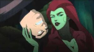 Posion Ivy from «Batman Assault on Arkham»