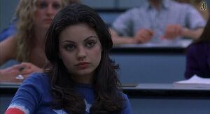 Rachel in class