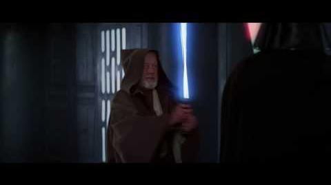 (HD 1080p) Obi-Wan Kenobi vs. Darth Vader