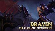 Draven Champion Spotlight Gameplay - League of Legends