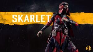 Mk11 Skarlet wallpaper