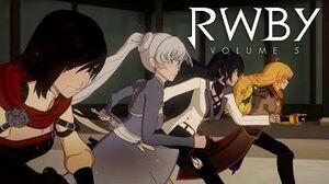 RWBY Volume 5 Intro