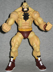 Zangief toy