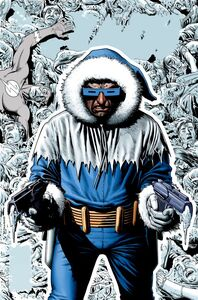 Captain Cold New Earth