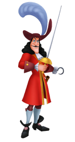 Character06 - Captain Hook