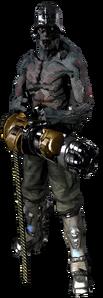 Commando-chaingun