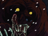 Harpooned Bear