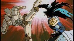 JoJo's Bizarre Adventure (OVA) - DIO and The World vs Jotaro and Star Platinum