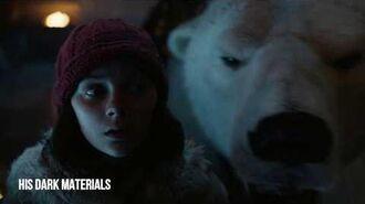 Lyra and Iofur Raknison Scene Part 2 His Dark Materials 01x07