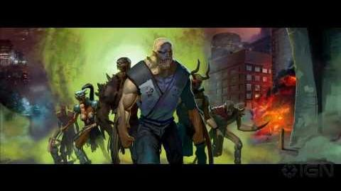 Mortal Kombat Baraka Ending Video