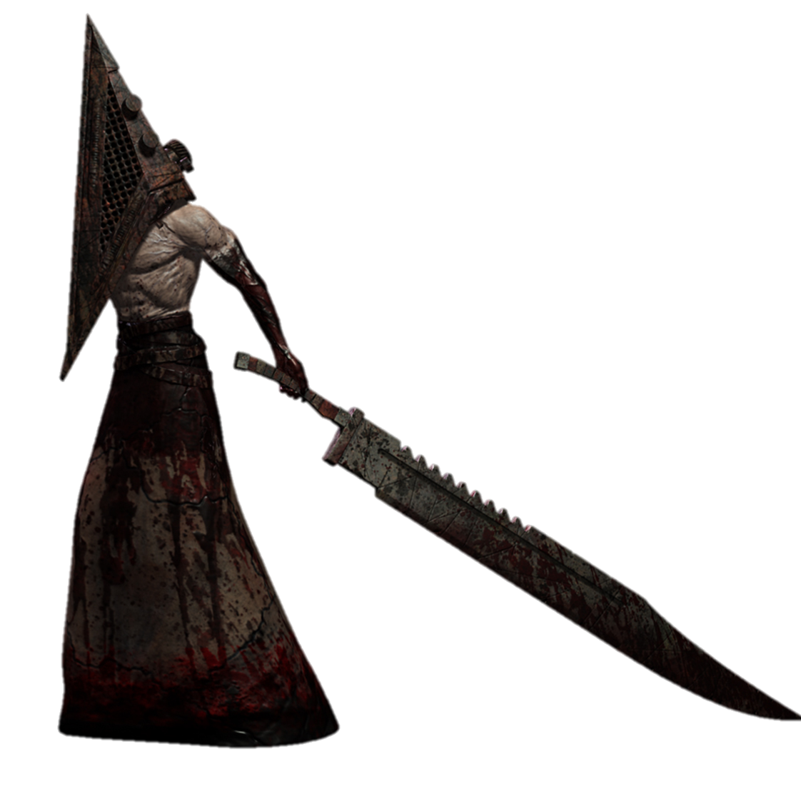Image result for pyramid head great knife
