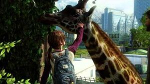 The Last of Us - Giraffe scene