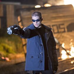 Captain Cold live action