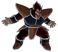 Great ape raditz