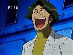 Kurata Laughing