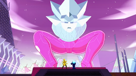 Mama Diamond is mad at you all