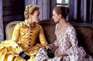 Marquise de Merteuil and celice