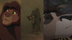 The Lion King 2 - The ambush and Nuka´s death (HD)