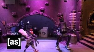 The Rescue Robot Chicken Adult Swim