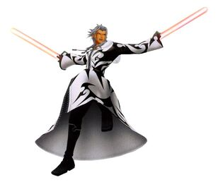 Xemnas' Final Form