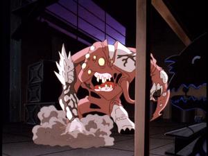 Abel Cuvier monster