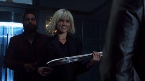 Barbara weapon sale