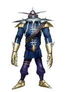 Dark Warrior jad