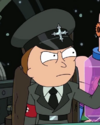 Fascist Morty
