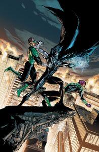 Green Lantern Vol 5 12 Textless