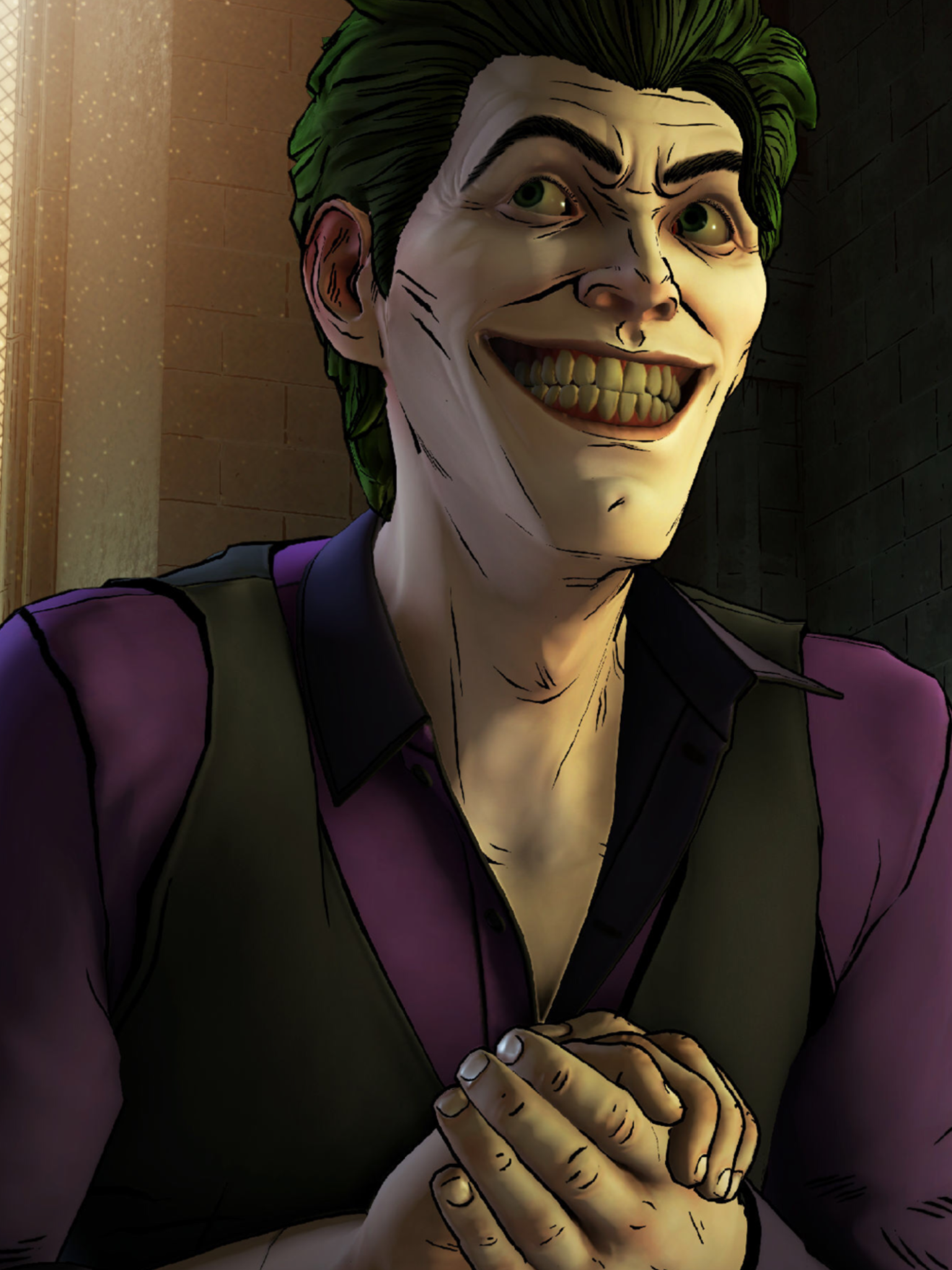 The Tragedy of John Doe, A Discussion on Telltale's Batman: The Enemy Within - Black Nerd Problems