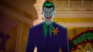 Joker going to kill Scarecrow