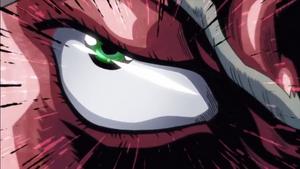 Kira's glare