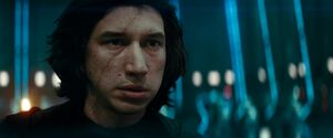 Kylo asks Rey to join him again