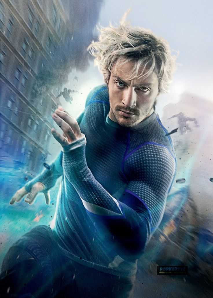 Image result for quicksilver marvel
