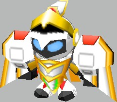Bomberman 64 Sirius Jet
