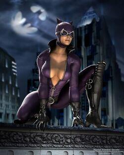 Catwoman Mortal Kombat