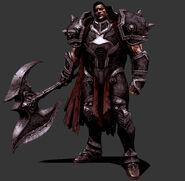 Darius Concept Art