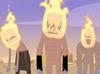 Fire mummies las leyendas
