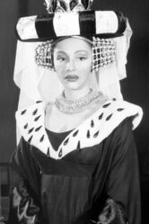 Jane White as Queen Aggravain