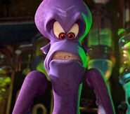 John malkovich voices dave aka dr brine in PENGUINS OF MADAGASCAR