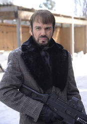Lorne Malvo Rifle