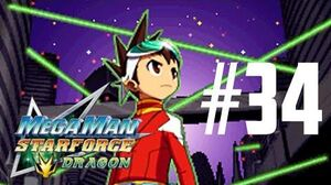 Mega Man Star Force Dragon Part 34 - Pat's Past HD