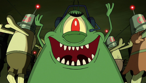 Plankton rising to power