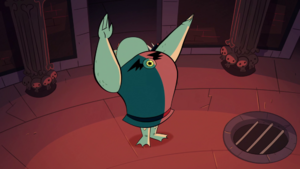 S1e1 buff frog stands