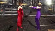 Tekken Hybrid Tekken Tag Tournament HD - Anna Williams ending - HD 1080p